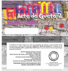 ARTE DO GUETO