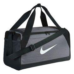 Bolsa de deporte Nike Brasilia Small Duffel gris S 6d2318bae1e29