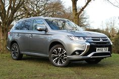 Mitsubishi has revamped the popular Outlander PHEV. #Mitsubishi #MitsubishiOutlander