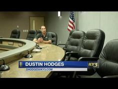 City has 3 council members resign in month-and-a-half: Dustin Hodges rep...