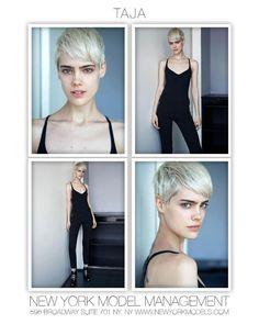 New York Models F/W 2017 Polaroids/Portraits (Polaroids/Digitals)