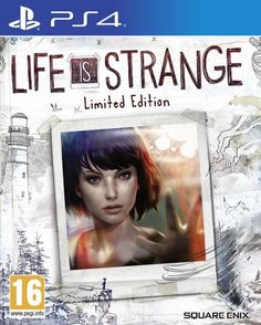 Life is Strange - édition limitée #Life #Strange #EditionLimitee #Square #Enix #Sony #Playstation #Game #Ps4 #Gamer #Player #Playstation4 #Jeux #JeuxVideo https://twitter.com/AmazonProjects https://www.facebook.com/AmazonTeam-1116853291699814/