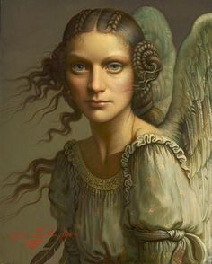Belleza de Ángel, the Alba hussar just loves the expression on this angels face, #conejoinoutCampaign, visit jacobitetours.co.uk