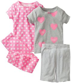 Carters 4 Piece Cotton Set Baby  I Love You18 Months -- Read more reviews of the product by visiting the link on the image.