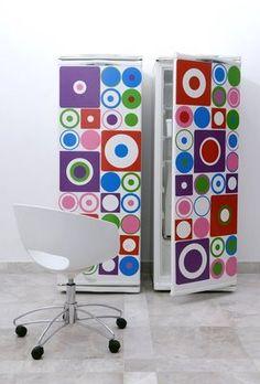 O Papel Contact estampado transforma qualquer ambiente! Que tal investir na decoração com Papel Contact para renovar a sua casa!?