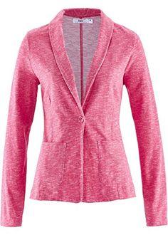 Damen Sweatblazer pink Gr.44 (42)