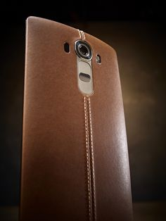 The premium look of the LG G4