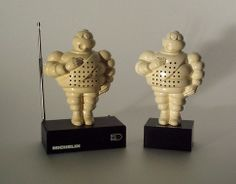 Bibendum Michelin radio