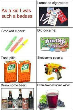 My childhood! 90s