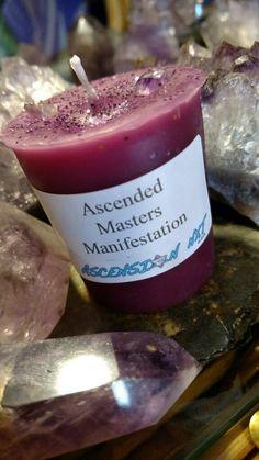 Ascended Masters Manifestation
