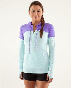 runbeam hoodie | lululemon athletica on Wanelo