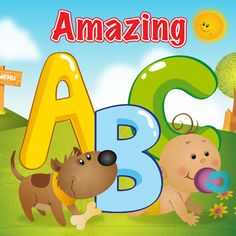 #AppyReview by Sharon Turriff @appymall Amazing ABC's Alphabet Learn and Play…