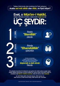 Allah'a Olan Borcumuz | Grafikle İslamiyet