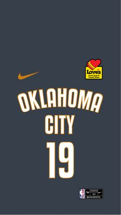 Oklahoma City Thunder, Nba Pictures, Nba Season, Basketball Design, Denver Nuggets, Los Angeles Clippers, Sports Wallpapers, Illustrator, Graphic Wallpaper