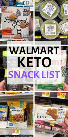 Weight Loss Plans For Kids Best keto snacks to buy at Walmart. Lots of on the go and grab and go options.Weight Loss Plans For Kids Best keto snacks to buy at Walmart. Lots of on the go and grab and go options. Keto Snacks To Buy, Carb Free Snacks, Best Low Carb Snacks, Good Keto Snacks, Snacks List, Low Calorie Snacks, High Protein Snacks, Diabetic Snacks, Keto Fast