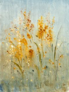 Spray of Wildflowers Wall Art