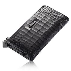 Huata Wallets Womens Leather Wallet Clutch Purse Lady Handbag Bag >>> Click image to review more details.