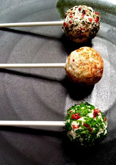 Amasi Cheese Pops with Herbs and Spices symbolising the life and spirit of Nelson #Mandela.