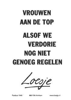 Loesje_regelen