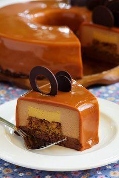 """Торт """"Cappucino""""... - Люблю готовить."""