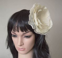 Check out this item in my Etsy shop https://www.etsy.com/uk/listing/516216761/bridal-fascinator-bridal-hair-comb