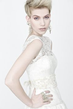 Makány Márta wedding dresses