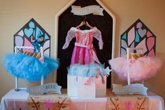 Sleeping beauty birthday party ideas!