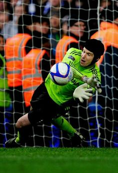One of the best goalkeeper ever, Petr Cech
