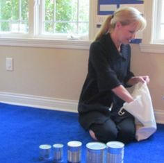 I Can Day Tall to Short. pull out cans at circle time, children can help sort them tall to short.