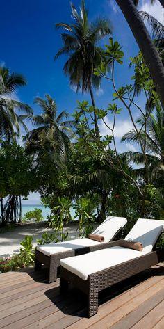 Kuramathi Island Resort in the Maldives | LOLO