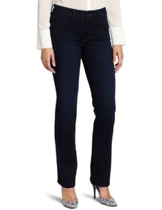 Not Your Daughter's Jeans Women's Petite Marilyn Straight Leg, Pasadena Wash, 10P buy at http://www.amazon.com/dp/B008CM5Q3O/?tag=bh67-20