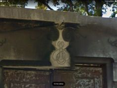 This is a symbol on a door of my city do some one knows meaning / origin?