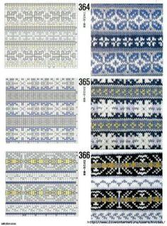 #pattern #fairisle
