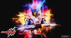 Kamen Rider Great Cross-Z Wallpaper by Byudha11