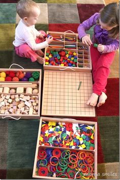 Playing with @Spielgaben - our review of this wonderful educational toy