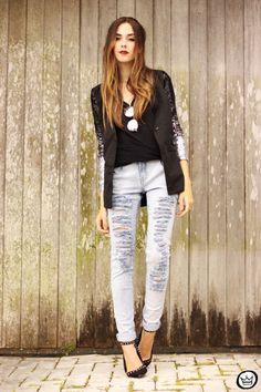 Look du jour: Just Another Girl    por Flávia Linden   Fashion coolture       - http://modatrade.com.br/look-du-jour-just-another-girl