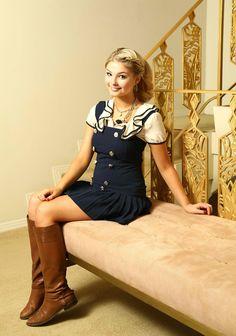 Stefanie Scott: cute clothes!