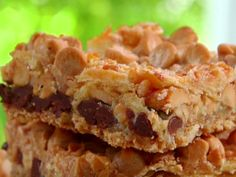 Seven Layers Bars recipe from Jamie Deen via Food Network
