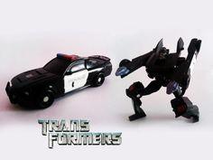 Transformers / Barricade