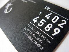 Ketch Brand Identity business card