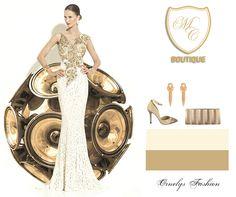 Quer ser a rainha de qualquer festa? Venha a MC Boutique e conheça as nossas propostas! #ornelys #party