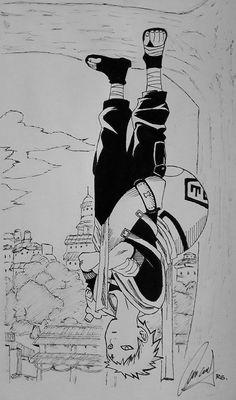 Naruto- Gaara del desierto ►►