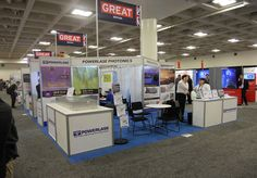 As one of the leading #Trade #Show #Displays in #USA, Triumfo extends a spectrum of #exhibition #management solutions and services encompassing booth design and construction, on site supervision and strategizing on product promotion.