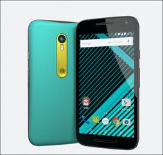 Replace Your Moto G 2nd Gen with Upgraded Version Moto G 3rd Gen