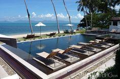 هتلی لوکس در سواحل جزیره سامویی