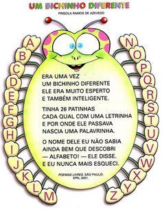 O alfabeto para crianças | Em Badajoz falamos português!!!