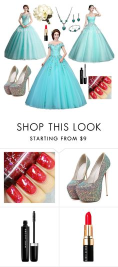 """""""mahmmod"""" by mahmmodhafes on Polyvore featuring CO, Marc Jacobs and Bobbi Brown Cosmetics"""