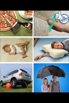 Awesome inventions I need in my life!