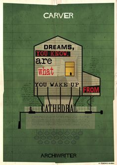 """Gallery of Federico Babina's ARCHIWRITER Illustrations Visualize the """"Architecture of a Text"""" - 28"""