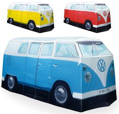 VW bus tent. Saw this on the Price is Right the other day. Pretty cool - dude.